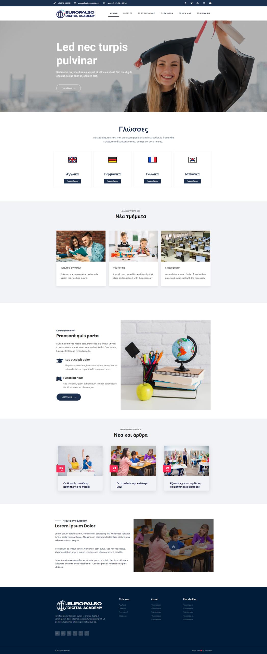 Europalso Digital Academy